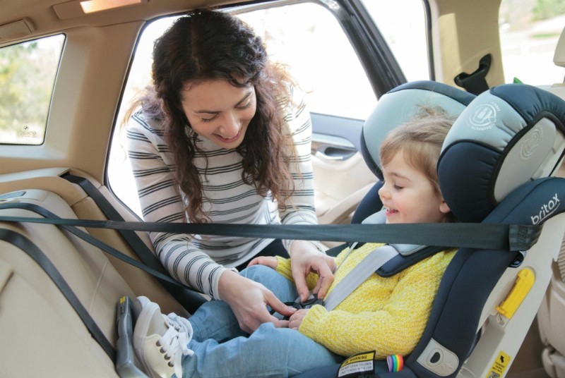 Car Seat Road Test How Does The Britax Safe N Sound Millenia Convertible Stack Up