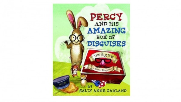 Percy and his Amazing Box of Disguises