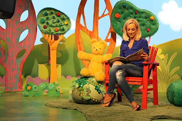 Playschool Carrie Bickmore