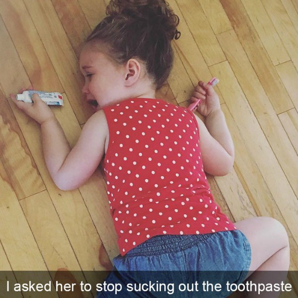 asshole toothpaste