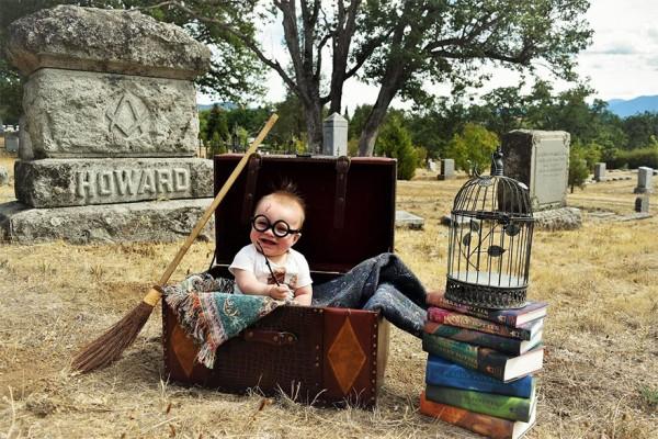 harry potter baby2