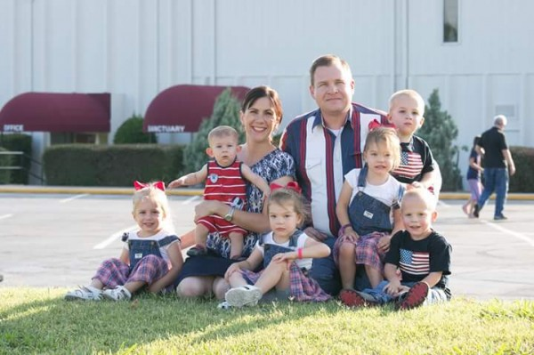 Triplets, twins and baby makes one more for family with ...
