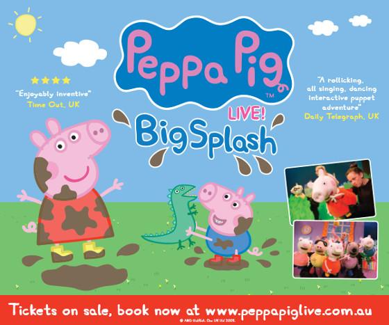 peppa pig lifelike solus