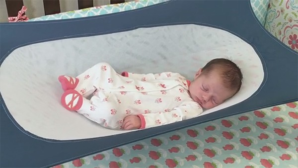 crescent womb 2 crescent womb  a baby bed that mimics the womb  rh   kidssafety work