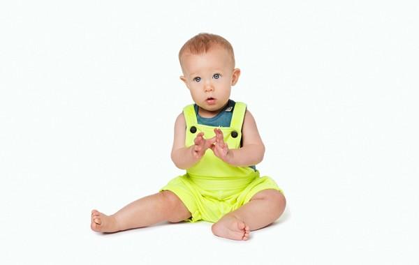 EMMM Enfant baby boy overalls