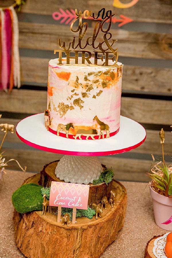 Enaya Party cake