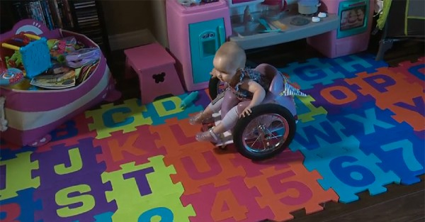Evelyn Moore wheelchair FB