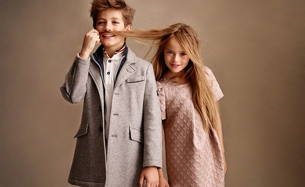 Luxe brands for kids Armani Junior