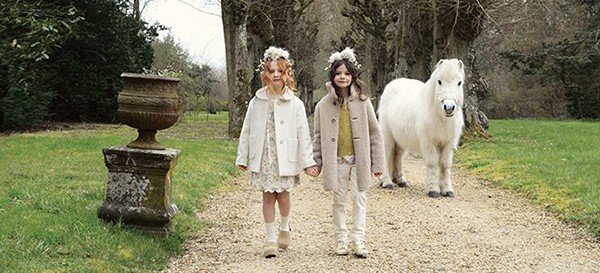 Luxe brands for kids Bonpoint
