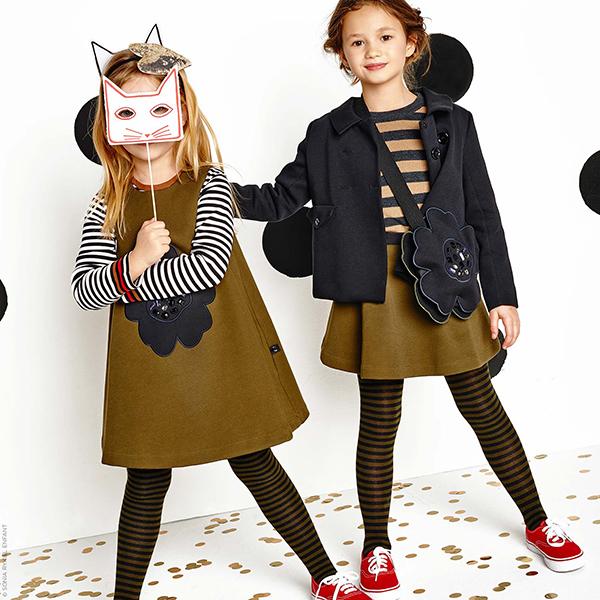 Luxe brands for kids Rykiel Kids