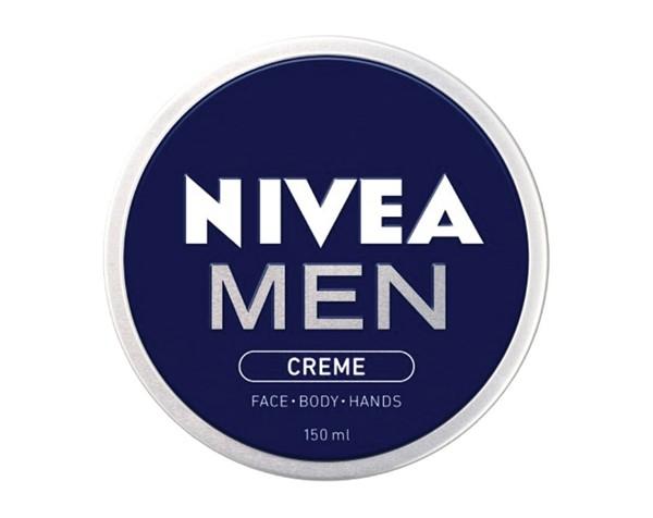 Nivea Men hand face body creme