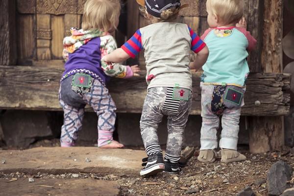 Oishi-m spring 2016 toddlers pants