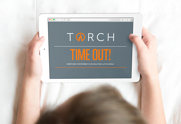 Torch time out