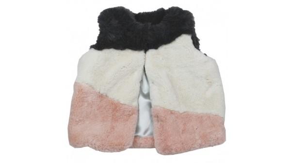 Transitional coats Raspberry Plum gilet