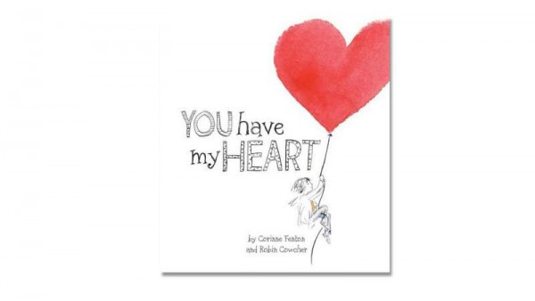 You Have My Heart Book