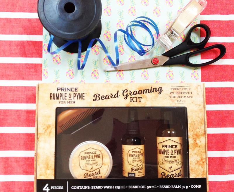 ALDI beard grooming kit