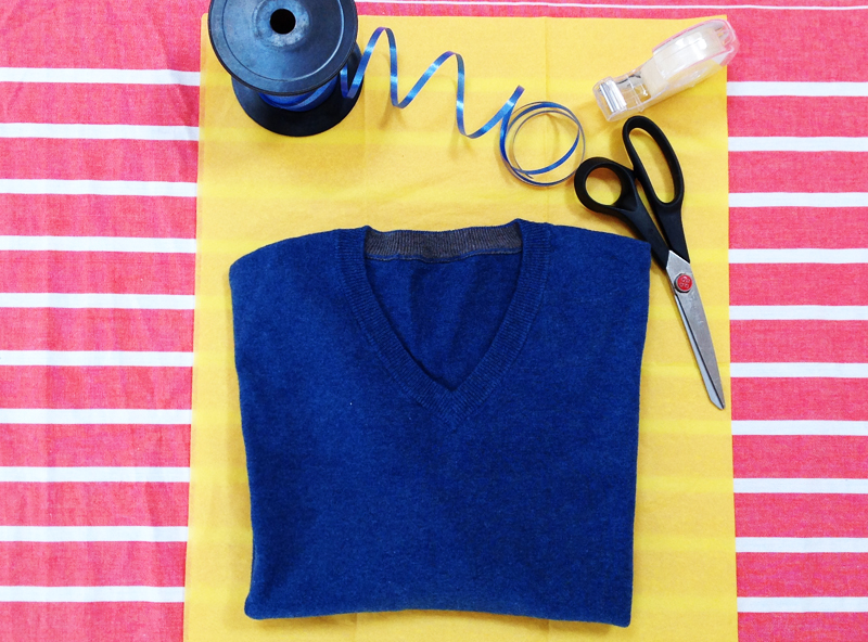 ALDI cashmere sweater