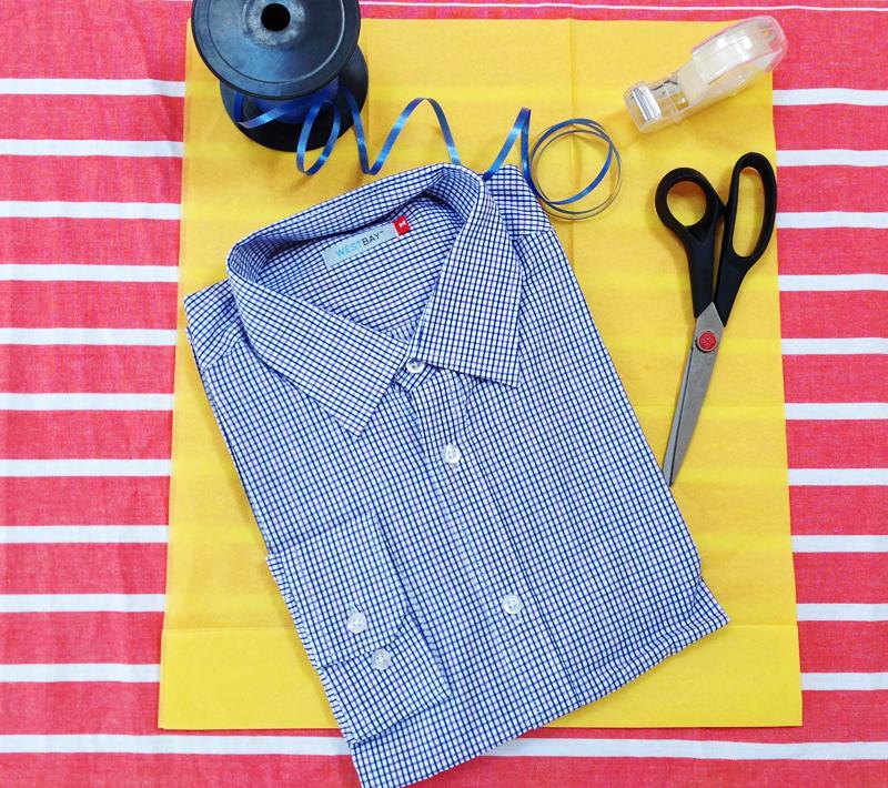 ALDI dress shirt