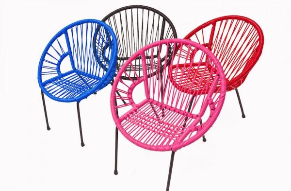 four chair colours