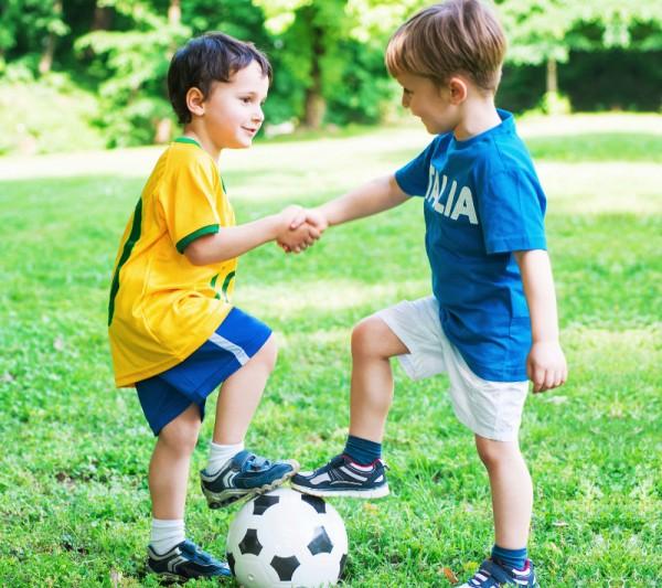 good sports boys soccer sl