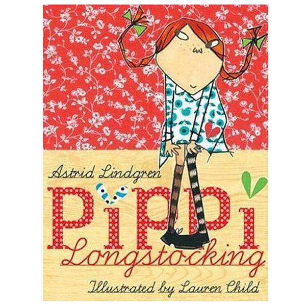 Pippi Longstocking Astrid Lindgren