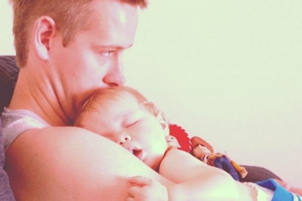 touching reader dad 8
