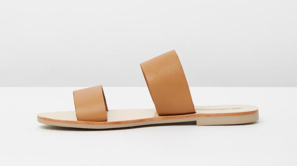 Flat shoes Sol Sana Slides