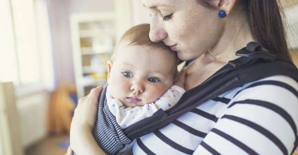 Babywearing feature