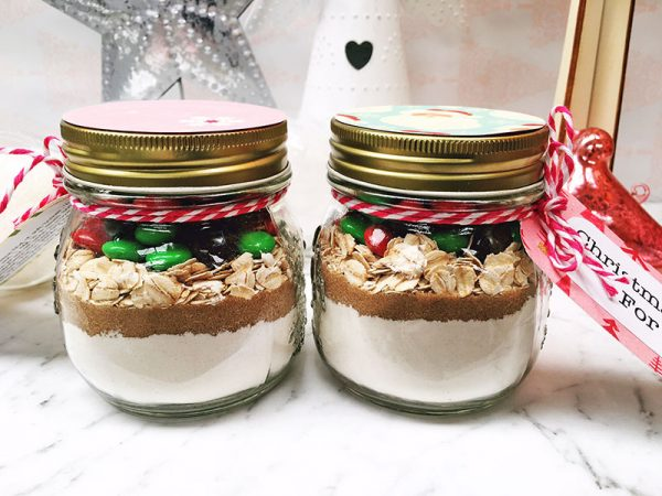 Cake Mix In A Jar Recipe