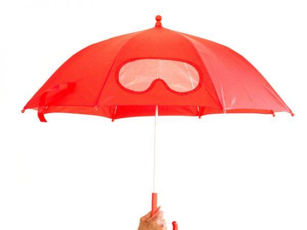 superhero umbrella