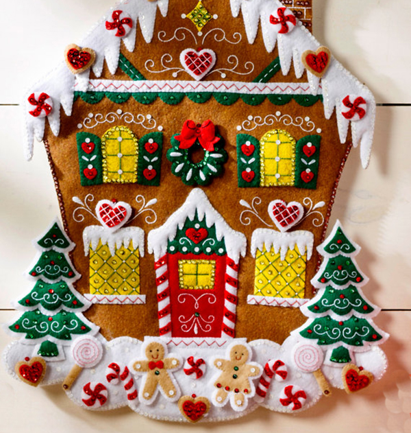 7 Sweet Gingerbread Houses To Make From A Kit From
