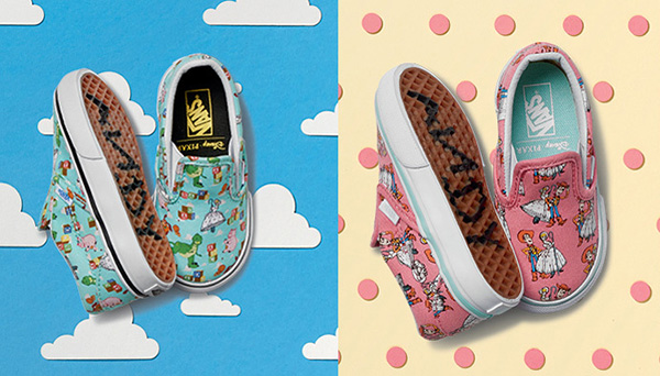 Vans Toy Story Baby