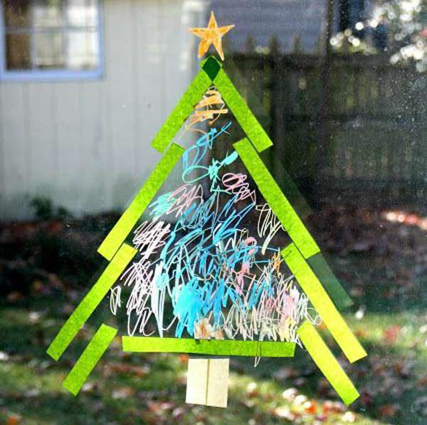 how to make tree decoration