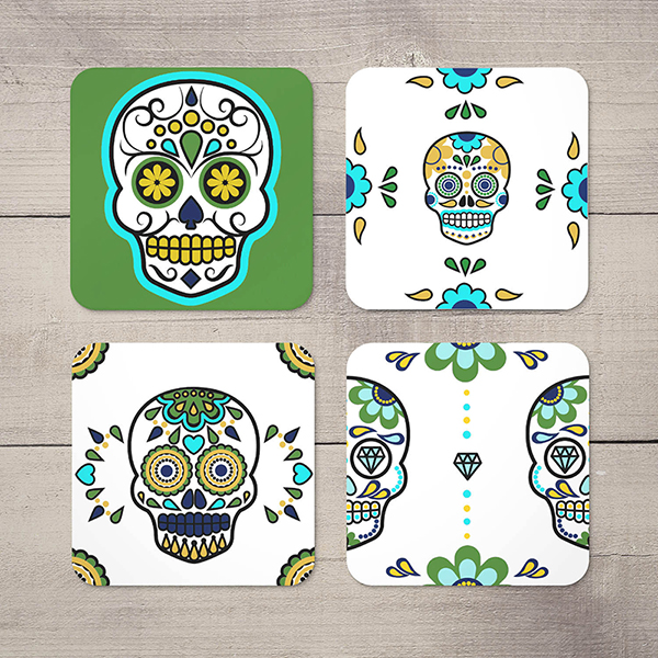 etsy-day-of-the-dead-coasters