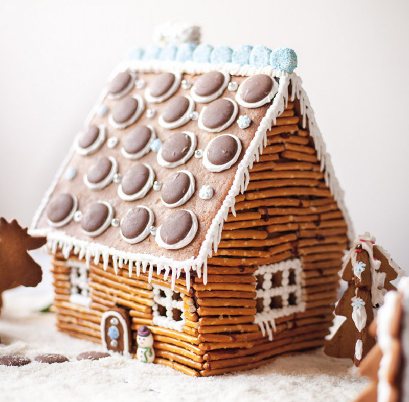 7 sweet gingerbread houses to make from a kit from scratch or 7 sweet gingerbread houses to make from a kit from scratch or from felt solutioingenieria Choice Image