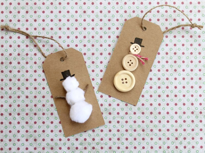 Christmas gift tags main