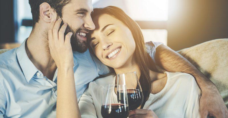 Red wine fertility