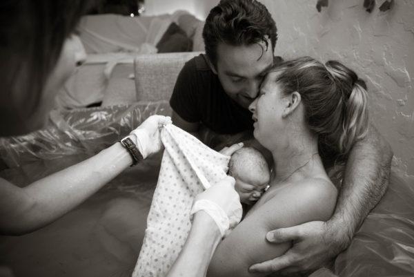 Susannah Gill - Baby Theo's birth