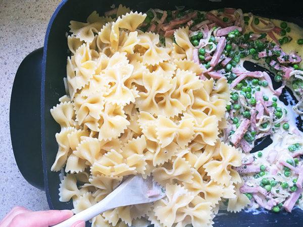 ham-and-pea-pasta-recipe-6