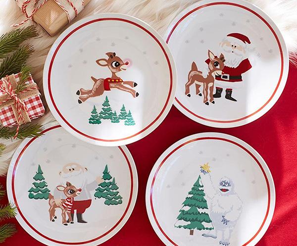 pottery-barn-rudolf-plates