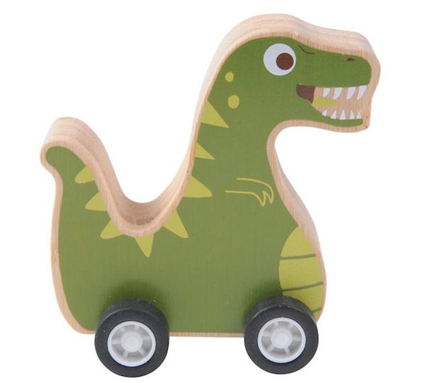 Pull-along T-Rex