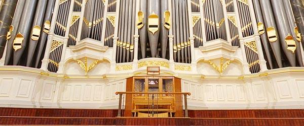 Sydney Town Hall Organ