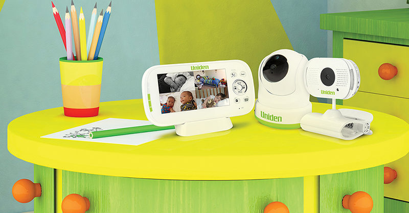 Uniden baby monitor