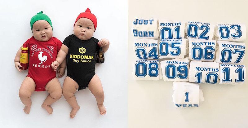 Baby onesie sets