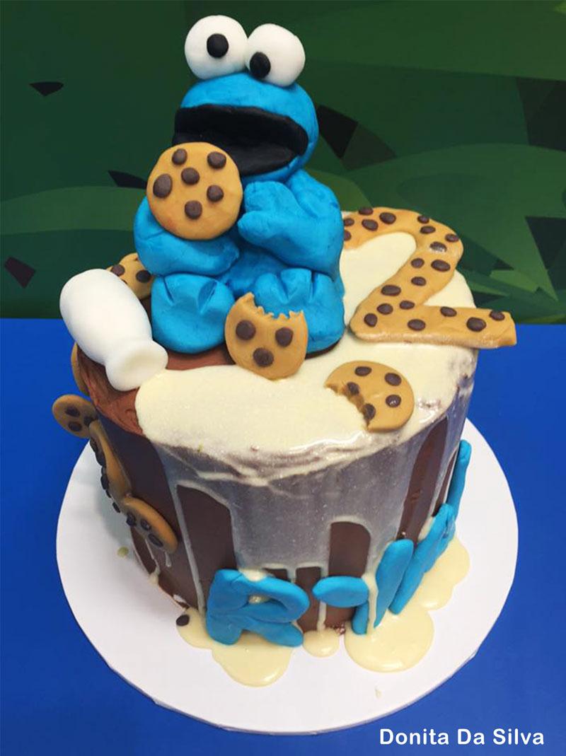 Donita Da Silva cake