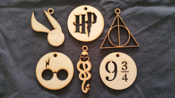Harry Potter decorations