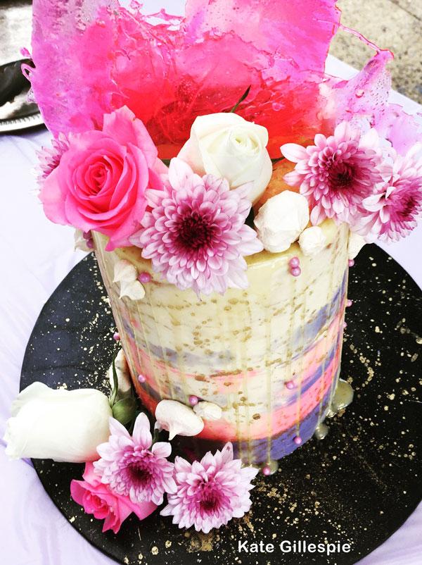 Kate Gillespie cake