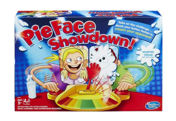Pie Face Showdown board game