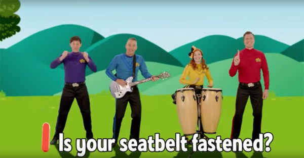 The Wiggles - Buckle Up