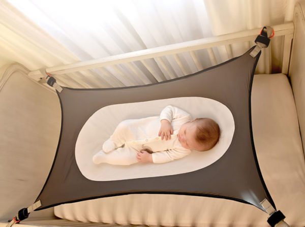 Crescent Womb Baby Bed